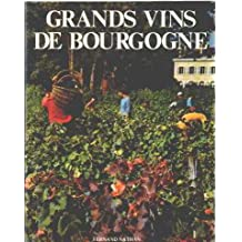 GRAND VINS DE BOURGOGNE: CHABLIS, COTE D'OR, CHALONNAIS, MACONNAIS, BEAUJOLAIS (In French)