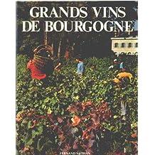 GRAND VINS DE BOURGOGNE: CHABLIS, COTE D'OR, CHALONNAIS, MACONNAIS, BEAUJOLAIS (In French)
