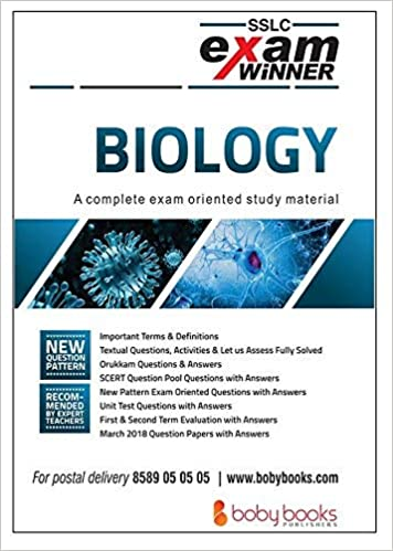 Buy 10 BIOLOGY EXAM WINNER Book Online at Low Prices in India   10