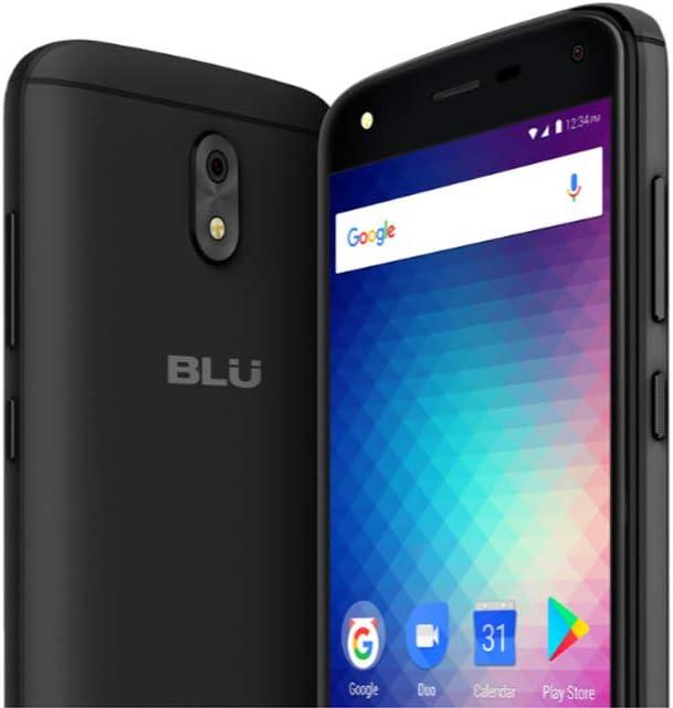 BLU C5 C012Q - Smartphone (gsm Desbloqueado), Color Negro: Amazon ...