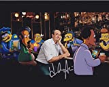 Hank Azaria (The Simpsons) signed 8x10 photo