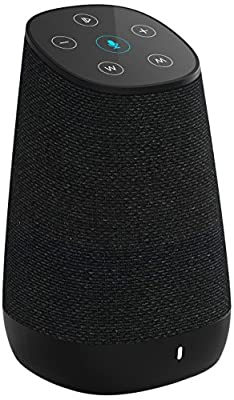 COWIN DiDa with Amazon Alexa Bluetooth Speakers, Smart Wireless Wifi Portable Bluetooth Speaker 15W Output Power with Enhanced Bass