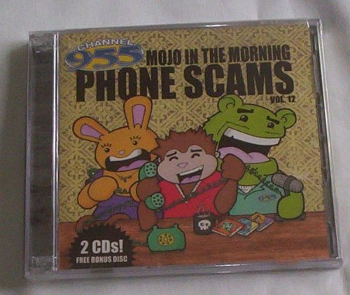 Price comparison product image Phone Scams Vol 12 - Mojo in the Morning