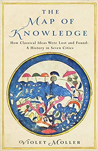 The Map Of Knowledge por Violet Moller epub