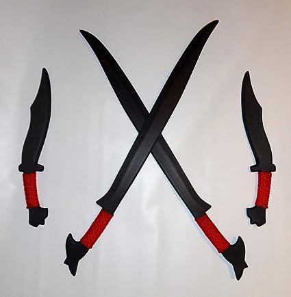 Details about  /Sword Blue Kalaj Kutter Filipino Pinuti Martial Arts Training Philippines Kali