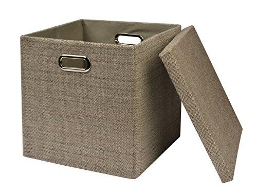 Perber Storage Bins Foldable 13x13x13