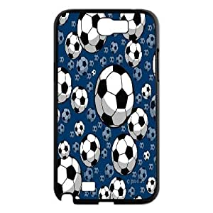 Soccer Ball DIY Phone Case for Samsung Galaxy Note 2 N7100 LMc-19835 at WANGJING JINDA