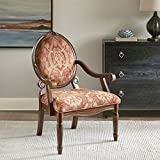 Madison Park KF93024 ROYAL BURGUNDY Brentwood Accent Chair