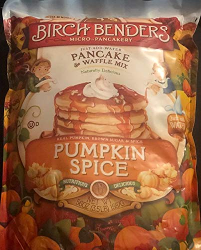 Birch Benders Pancake and Waffle Mix Pumpkin Spice 3.5