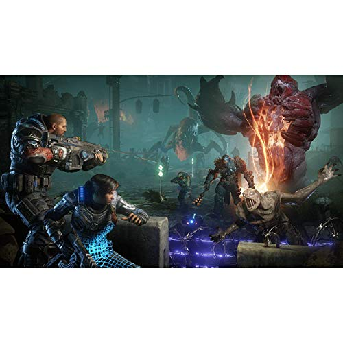 Xbox One X 1Tb Console - Gears 5 Limited Edition Bundle 26