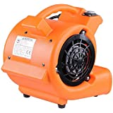 Commercial Air Mover Blower Carpet Dryer Floor Drying Industrial Fan - 349CFM CE