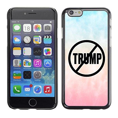 """Print Motif Coque de protection Case Cover // Q04110569 Never Trump nuage gradient // Apple iPhone 6 6S 6G 4.7"""""""
