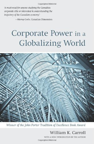 Corporate Power in a Globalizing World (Wynford Books) by Oxford University Press