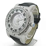 Super Techno Mens 0.10ctw Diamond Watch M6154, Watch Central