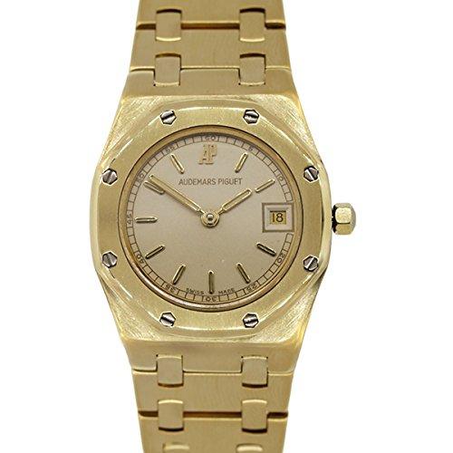 Audemars Piguet Royal Oak analog-quartz womens Watch 1309 (Certified Pre-owned)