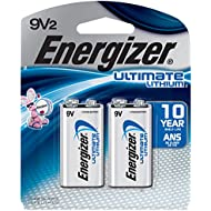 Energizer Ultimate, Li 9V-2 Emod