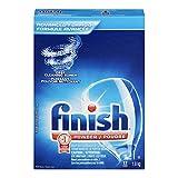 Finish Dishwasher Detergent Soap, Powder, Fresh, 1.8 kg