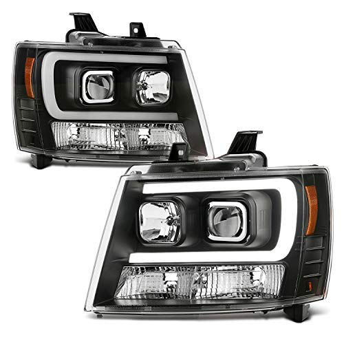 08 Chevy Suburban Led - 1