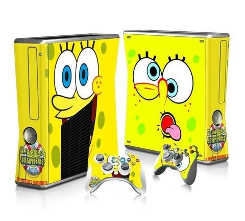 Xbox 360 SpongeBob squarepants Decal