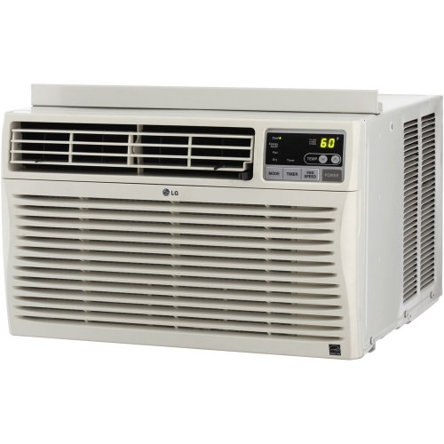 LG LW1012ER 10,000 BTU Window-Mounted Air Conditioner with Remote Control (115 volts)