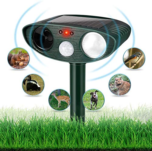 Dog Repellent Ultrasonic Outdoor