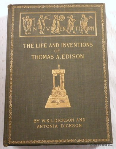 The Life and Inventions of Thomas Alva Edison (Invention Of Light Bulb By Thomas Alva Edison)
