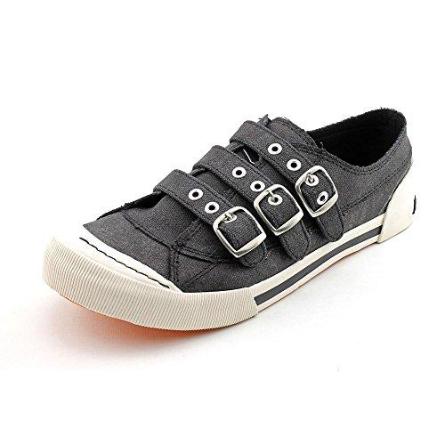 Fusée Chien Femmes Jelissafo Mode Sneaker Noir