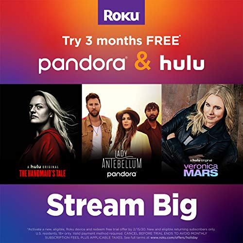 roku streaming stick plus 3
