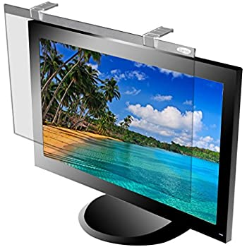 Kantek LCD Protect Anti-Glare Filter for 24-Inch Widescreen Monitors (16:10 and 16:9) (LCD24W)
