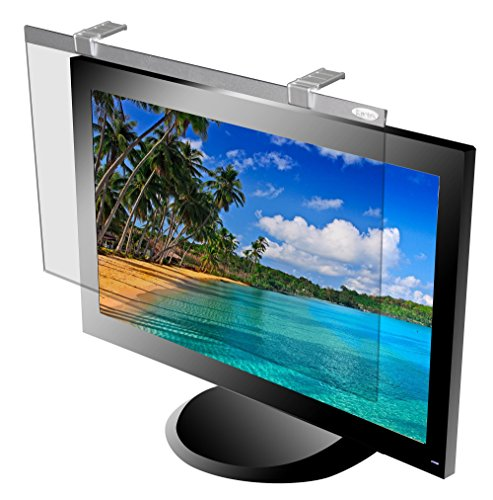 Kantek LCD Protect Deluxe Anti-Glare Filter for 19 to 20 Inch Widescreen LCD Monitors (LCD20W)