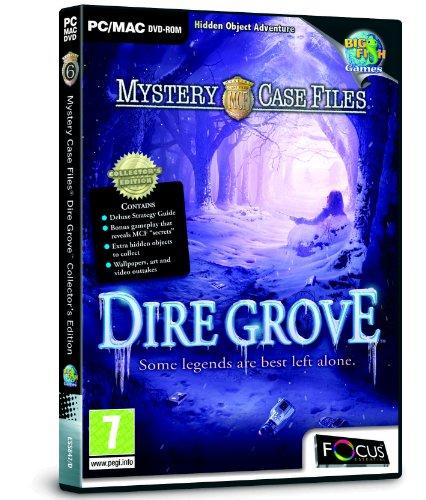 Dire Tiger - Mystery Case Files Dire Grove : Collectors Edition (PC DVD)