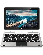 Jumper EZpad 6S Pro 11,6 Pouces 2 en 1 Ordinateur Portable à Tactile écran 1920 * 1080 IPS Écran 64 Intel Atom E3950 Quad-Core 6 Go de RAM / 128 Go SSD [Windows 10]