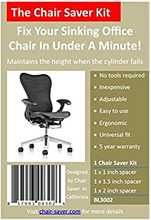 : Office Chair Buddy Fix Your Sinking Office