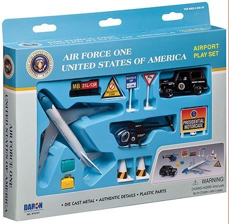 One Air Force Playset (Realtoy Air Force One Playset by DARON WORLDWIDE)