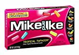 Mike & Ike, Tropical Typhoon Flavored Candies, 5oz Box (Pack of 12)