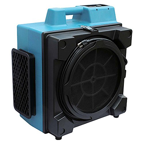 XPOWER X-3300 4 Stage All Washable Filtration System Air Scrubber