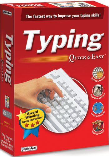 Typing Quick & Easy 17 by Individual Software