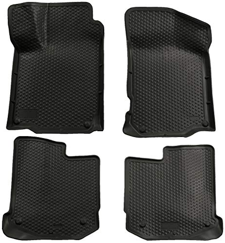 Husky Liners 89311 Front & 2nd Seat Floor Liners Fits 98-10 Beetle, 00-04 Golf/Jetta , Black