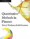 Quantitative Methods for Finance