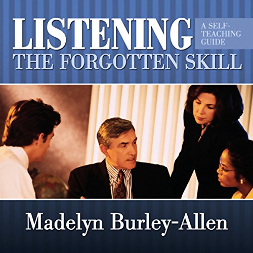 Listening: The Forgotten Skill Audiobook [Free Download by Trial] thumbnail