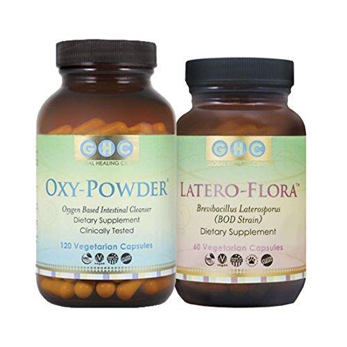 Colon Cleanse Kit Oxy Powder Healing