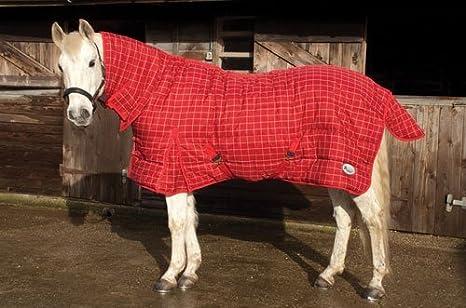 Rhinegold Pferdedecke Dakota mit Hals