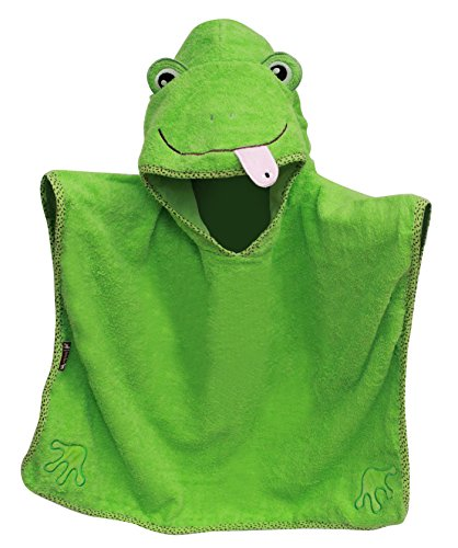 Frog Character Hooded Towel - 30