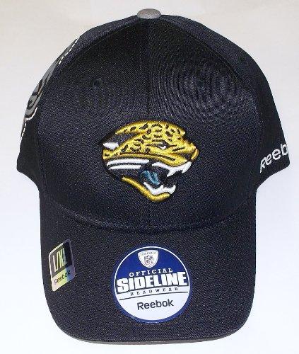 Reebok Jacksonville Jaguars Pro Shape Sideline Flex Hat Size ()