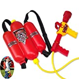 Fansport Backpack Water Toy Educational Outdoor Beach Water Toy Water Blaster for Kid