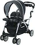 Graco Roomfor2 Click Connect Stand and Ride Stroller, Glacier