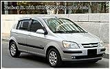 Hyundai Motors Genuine Chrome Inside Door Catch