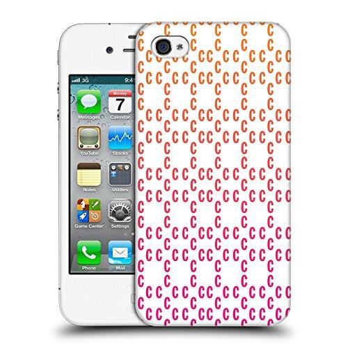 Official Cosmopolitan Pattern 2 Logo Hard Back Case for Apple iPhone 4 / 4S