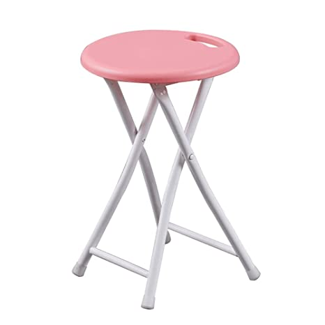 Awesome Amazon Com Xhlzdy Folding Stool Dining Chair Plastic Uwap Interior Chair Design Uwaporg