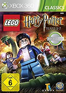 Harry Potter - Die Jahre 5-7 (Classics), Xbox 360 by Lego